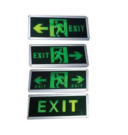 Đèn Exit 1 mặt, 2 mặt Trung Quốc