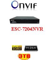 ESC-7204NVR