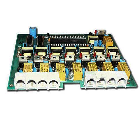 Mở rộng 8 máy nhánh, dùng cho Serier FX432PC