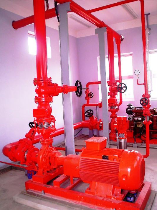 Hệ thống chữa cháy bằng nước