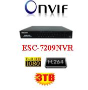 ESC-7209NVR