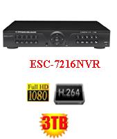 ESC-7216NVR