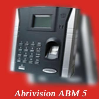 Máy Chấm Công Abrivision ABM 5